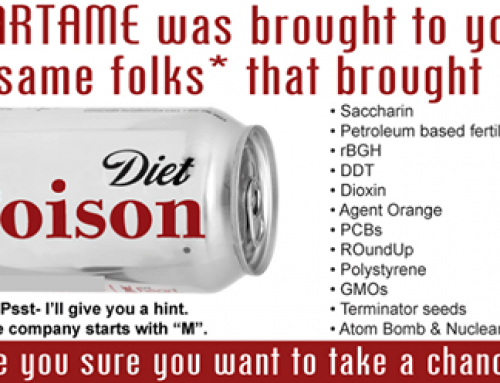 Diet Soda's Worst Fear Coming True: Massive Study links Aspartame to Major Problems