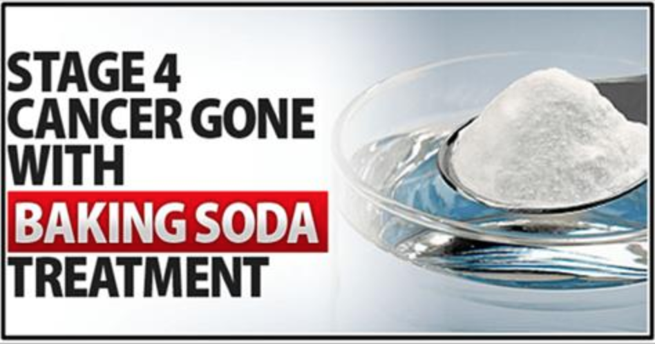 Oncologists Won't Tell You That Baking Soda Treats Cancer
